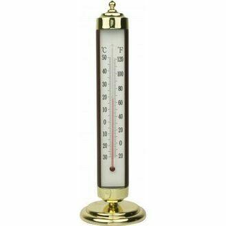 Nauticalia Pillar Thermometer - 28cm