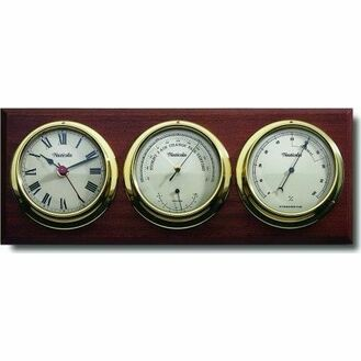 Nauticalia Thames Clock & Barometer