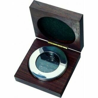 Nauticalia Wooden Box for Compass Paperweight (7154)