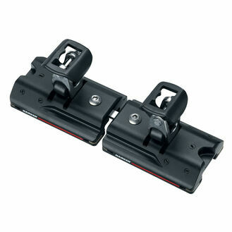 Harken 27 mm High-Load Double Cars Stand-Up Toggles
