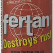 Fertan Rust Converter - Destroys Rust & Protects Steel additional 3
