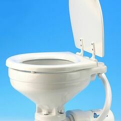 Jabsco Regular Bowl 24V Electric Toilet Spares - 37010-4094