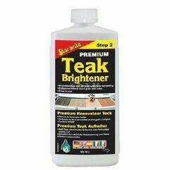 Teak Cleaners & Treatments