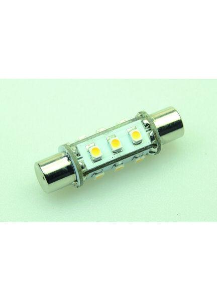 Talamex S-LED12 Festoon Aqua Signal 42MM