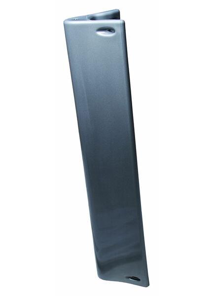 Talamex Bow Fender 60 x 14cm Grey