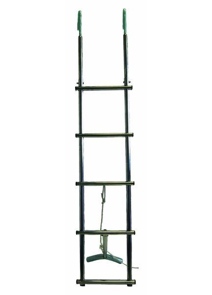 Talamex Steel Ladder with Hooks (3 Steps)