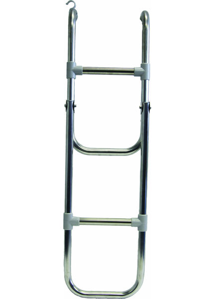 Talamex Steel Boarding Ladder (2+1 Steps)