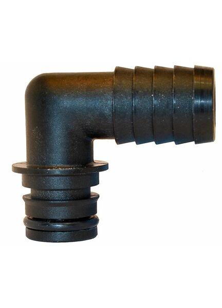 Jabsco Hose Elbow Port Kit 90 Degree - 19mm