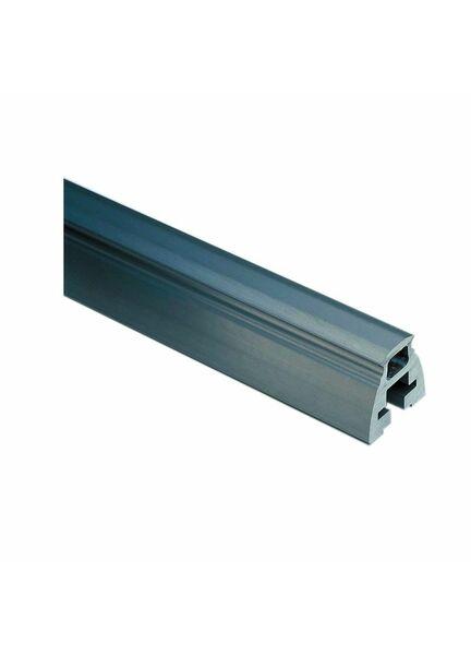 Lewmar Size 2 Heavy Duty Beam Track - 2.0m (Black)