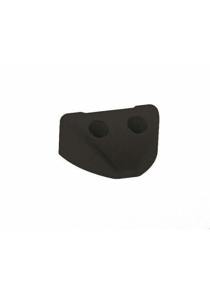 Lewmar Size 2 Simple End Stop (Black)