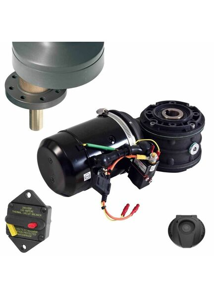 Lewmar 55ST EVO® Conversion Kit With Separate Contactor 12V