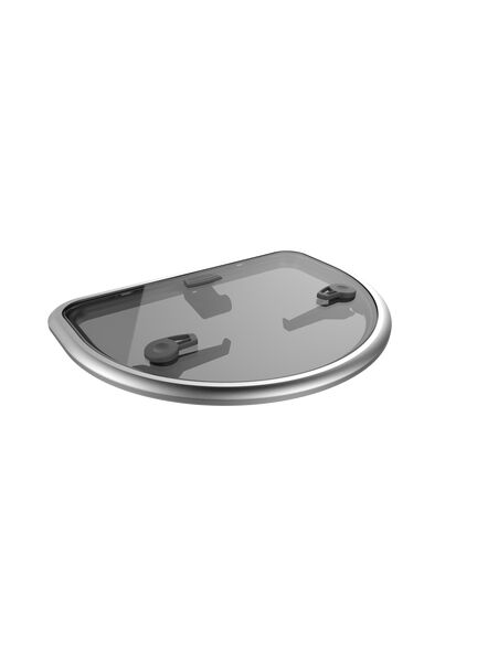 Lewmar Size 64 Flush Hatch Low Profile Hatch Self Supporting Lid