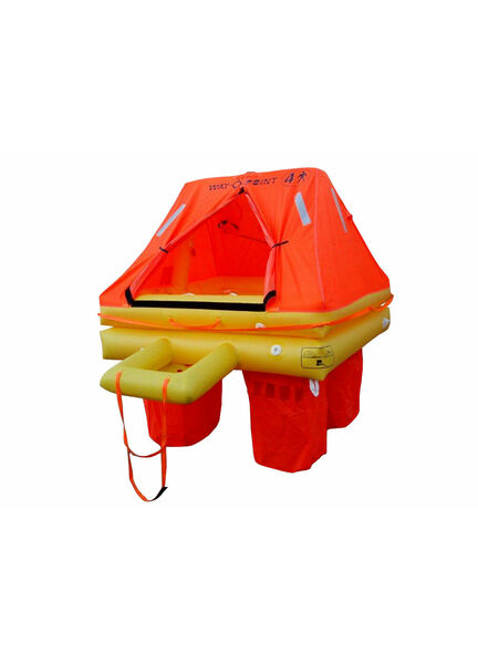 Waypoint ISO 9650-1 Ocean Elite Liferaft - Valise 4, 6 or 8 man