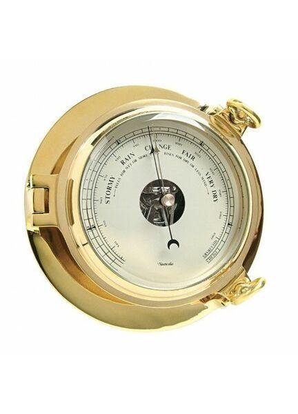 Brass Bridge Barometer - 18cm