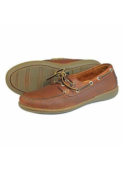 Orca Bay Hamble Men\'s Deck Shoe - Havana