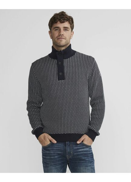 Holebrook Anders Windproof T-Neck Sweater