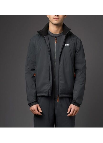 Gill Men's OS Insulated Jacket - Graphite