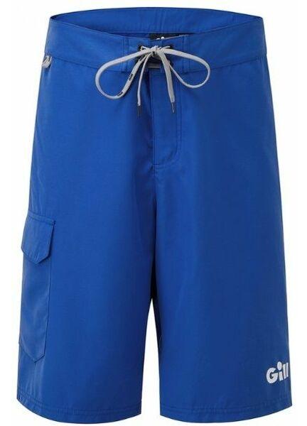 Gill Men\'s Mylor Board Shorts - Blue/Graphite