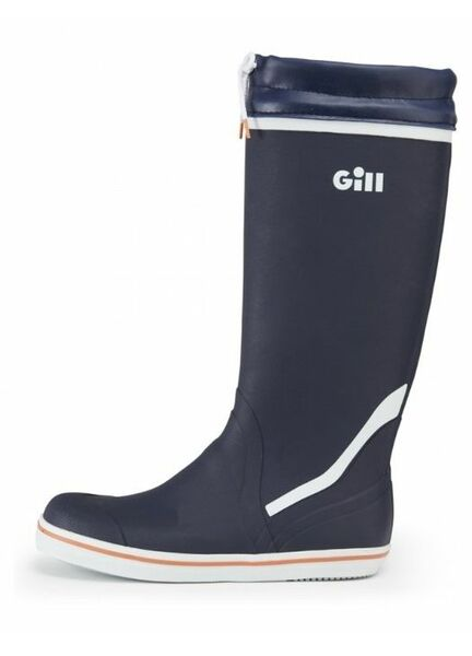 Gill Men\'s Tall Yachting Boot - Dark Blue