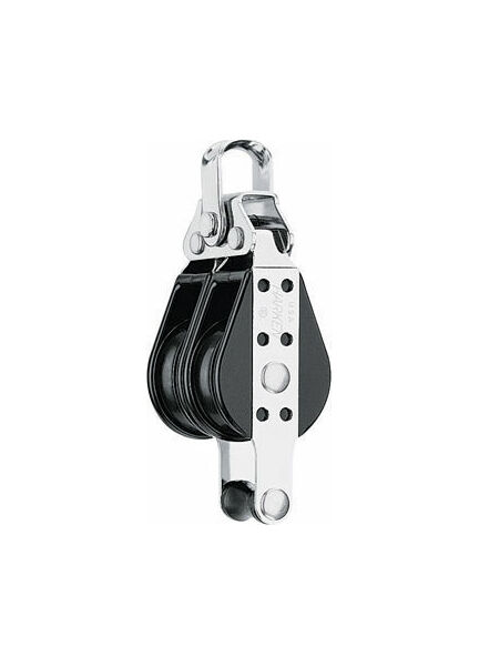 Harken 38 mm Double Big Bullet Block Becket