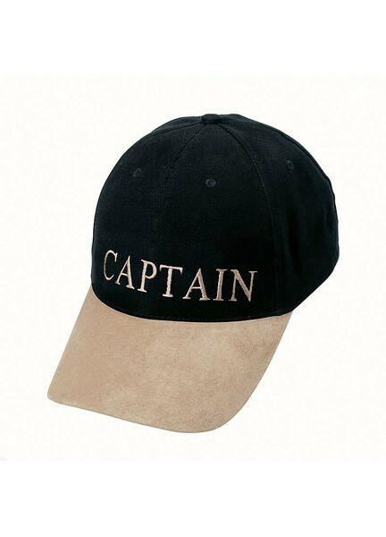 Nauticalia 'Captain' Yachting Baseball Cap