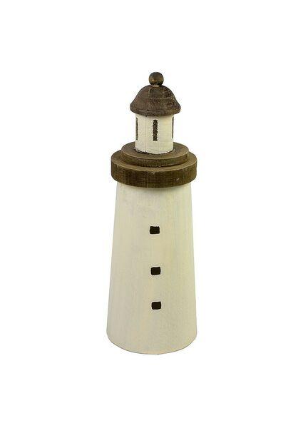 Nauticalia Wooden Lighthouse