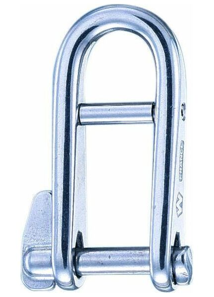 Wichard 5mm Key Pin Shackle + Bar