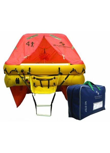 Ocean Safety Ocean ISO 8V 8 Person Liferaft >24 Hour Pack