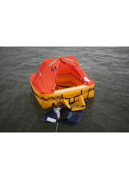Ocean Safety Ocean ISO 10C 10 Person Liferaft >24 Hour Pack
