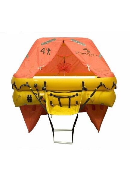 Ocean Safety Ocean 8C 8 Person ISO9650 SOLAS B Liferaft
