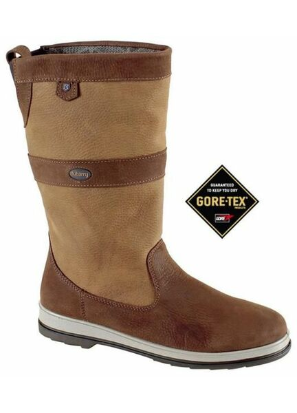 Dubarry Women's Ultima Leather Sailing Boots 2019 - Free Cleaner & Protector