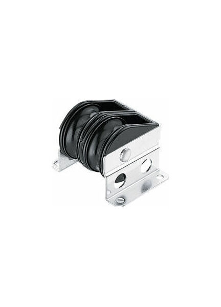 Harken 38 mm Double Upright Lead Big Bullet Block