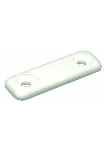 Allen 50mm Toe Strap Plate (Pack of 2)