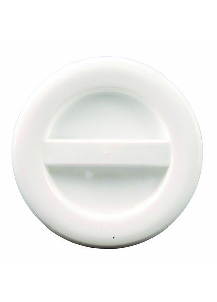 Allen 100mm O Hatch Cover - White