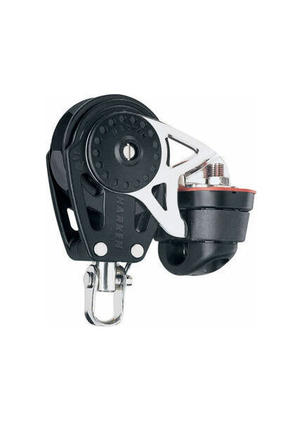 Harken 40 mm Ratchet Block Swivel, Cam Cleat