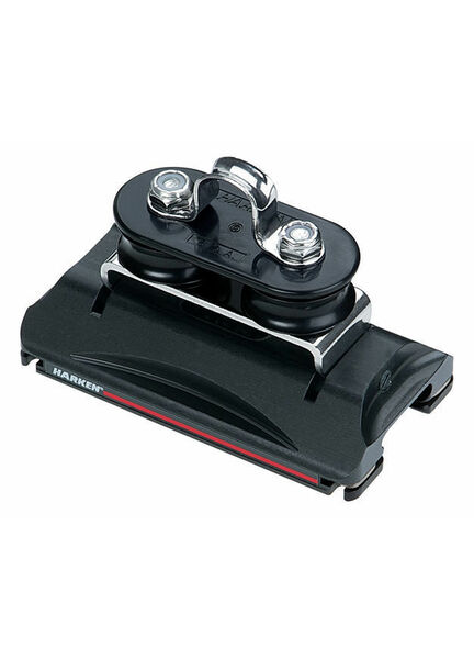 Harken 22 mm High-Load 1250 Car Pivoting Sheaves, Eyestrap