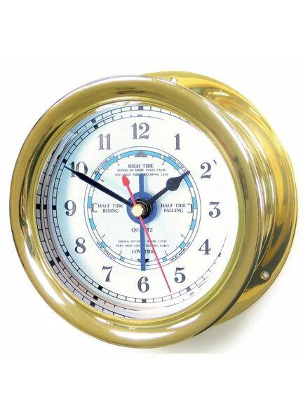 Meridian Zero Capstan Brass Tide Clock