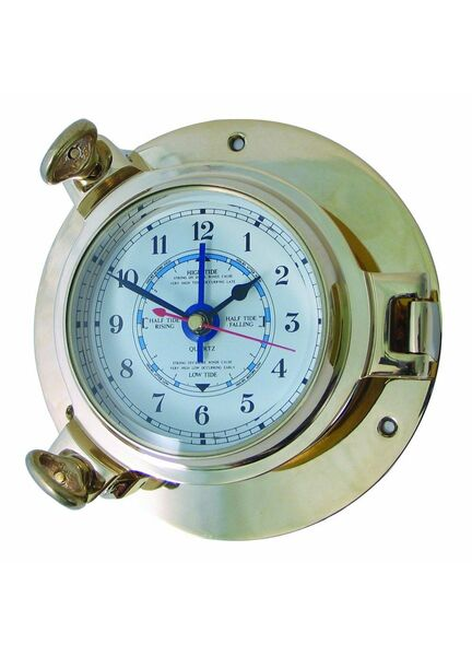 Porthole Style Small Tide Clock