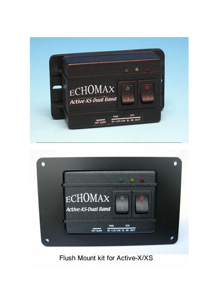 Echomax Active Control Unit Flush Mount Kit - Radar Reflector