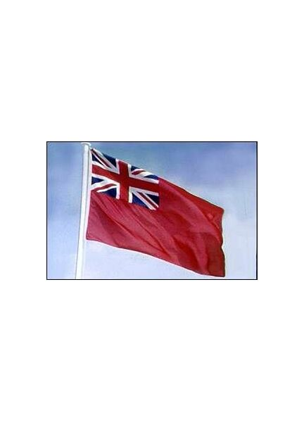 Meridian Zero Sewn Red Ensign Flag