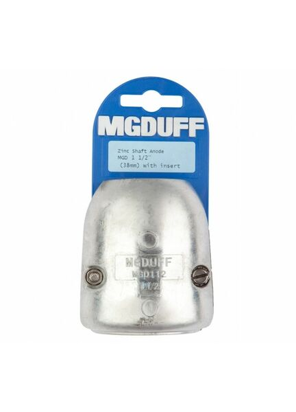 MG Duff Streamline Anode Shaft Imperial