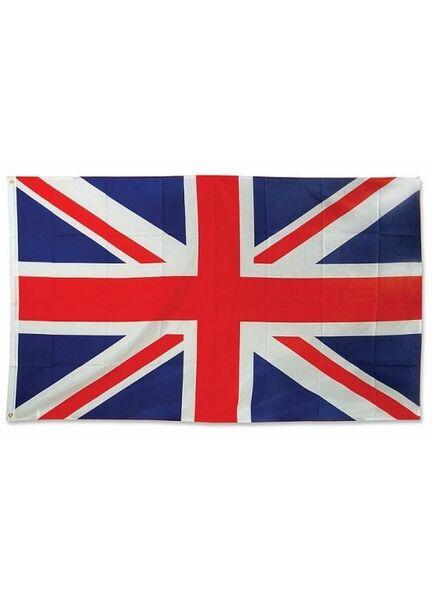 Meridian Zero Printed Union Jack Flag - 1 + 1/4 Yard (58 x 114.5cm)