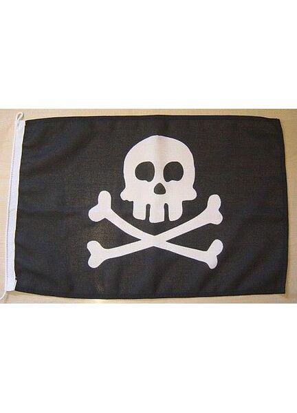 Meridian Zero Jolly Roger Pirate Flag