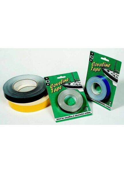 PSP Tapes Coveline Boat Stripe Tape - 100mm x 50m (Various Colours)