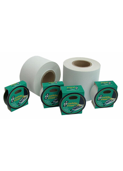 Safety Tread Tape: 50mm x 20M - Clear