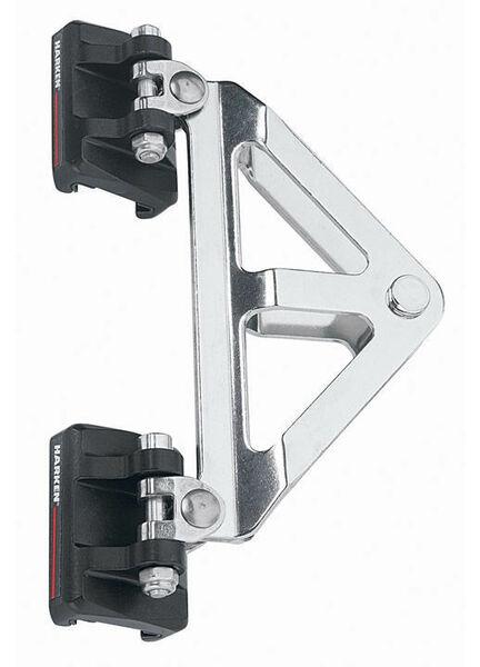 Harken 27 mm Slider Headboard Car Assembly