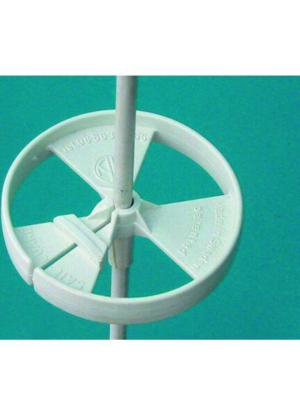 Meridian Zero Sail Guard Wheel - Pair