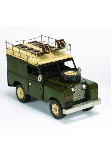 Nauticalia 1:12 Tin Plate 1964 Land Rover