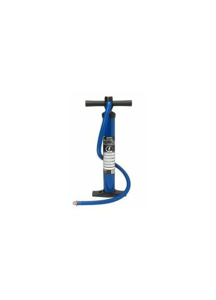 Bravo VHP SUP-3 Pump & Gauge, 2L Double Action 27.5psi - Blue