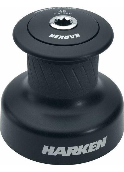 Harken 46 Plain-Top Performa Winch 2 Speed